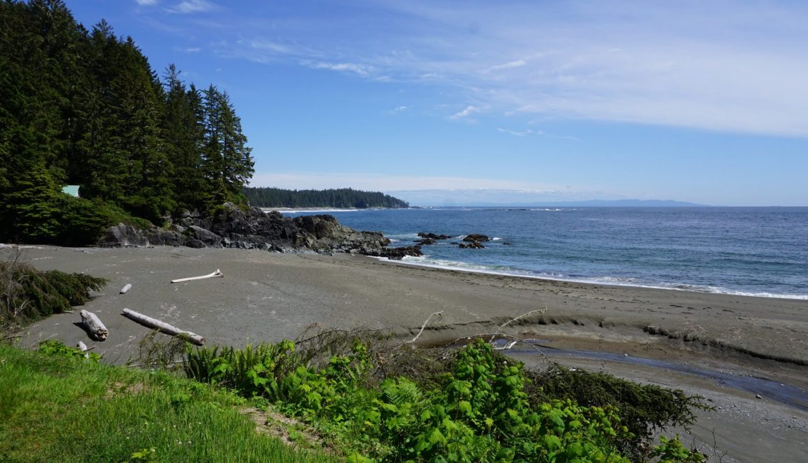 Willkommen in der Wildnis – der West Coast Trail